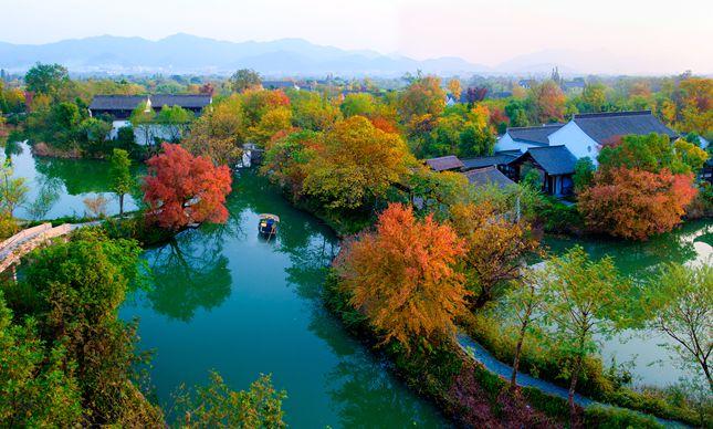 西溪的秋季-溪上缤纷秋色浓_副本.jpg