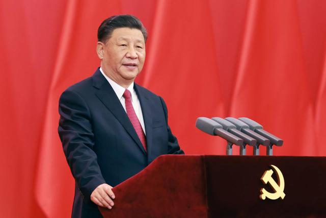 Xi hails heroic Party members