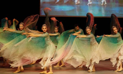 Chinese dance drama show arrives in Sweden