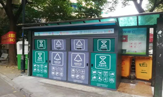 Hangzhou issues list of demonstration communities for waste sorting