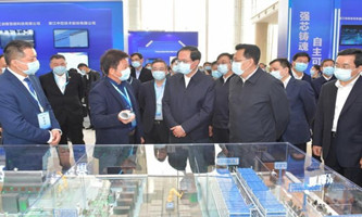 Zhejiang aims to become global hub of advanced manufacturing