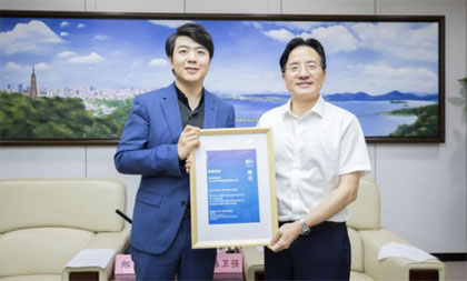 Musician Lang Lang named publicity ambassador of Hangzhou Asian Games