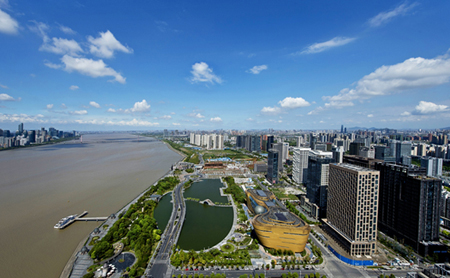 Binjiang district (Hangzhou High-tech Zone)