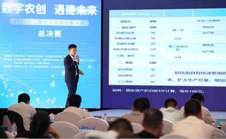 Jiande holds entrepreneurship competition
