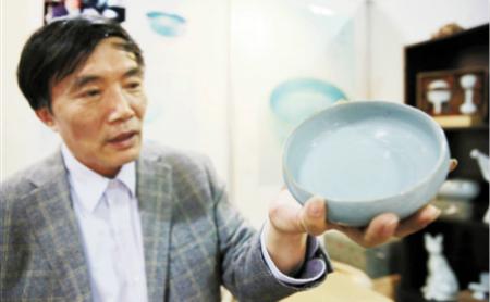 Porcelain maker revives lost art from Song Dynasty