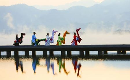 Chun'an bamboo horse dance