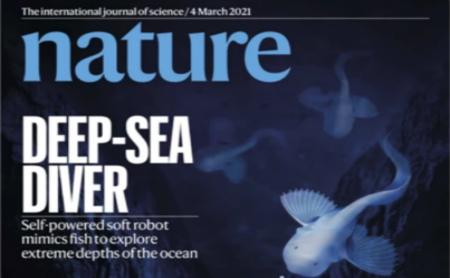 Zhejiang researchers develop soft robot for deep-sea exploration