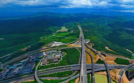 Smart expressway in Hangzhou