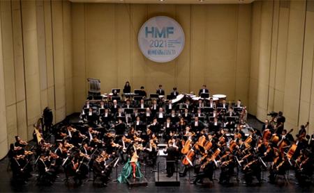 Hangzhou International Music Festival opens