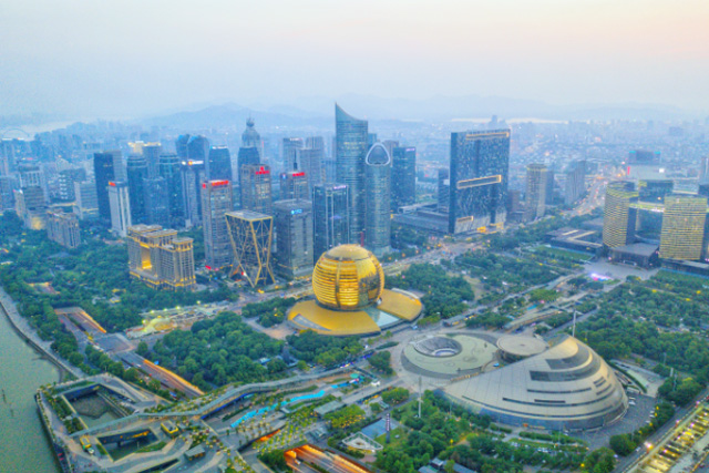 Hangzhou's GDP up 18.3% to $64b in Q1