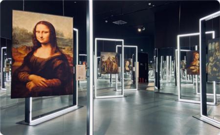 Tribute to Da Vinci