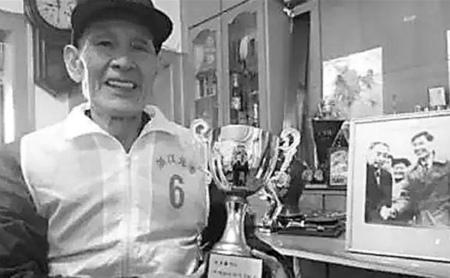 Zhejiang volleyball icon passes away