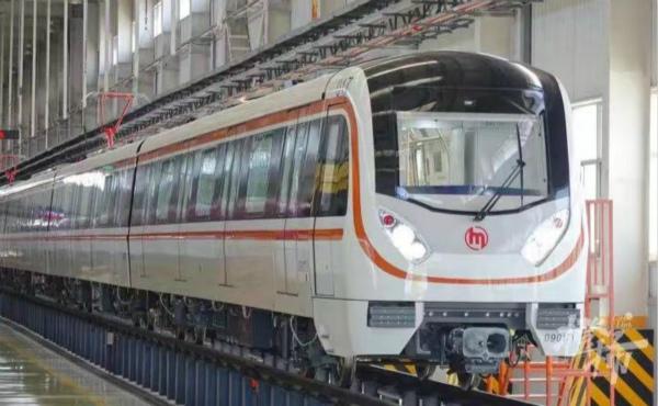 Hangzhou Metro Line 9 operated on July 10