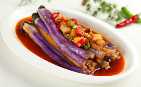 Hangzhou style dish featured on Guardian website
